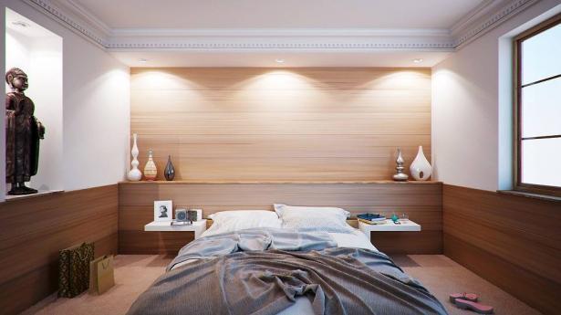 أفكار خلاقة لانعاش غرفة النوم