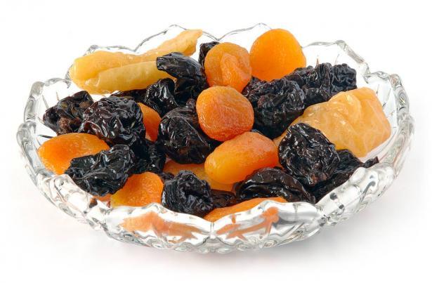 الفوائد الغذائية لفواكه رمضان المجففة