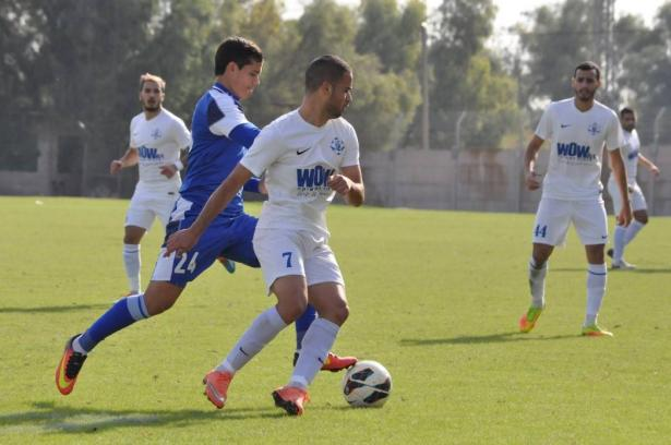 مشاركة عربية خلال فوز هبوعيل بيسان على مكابي كريات آتا 3-2