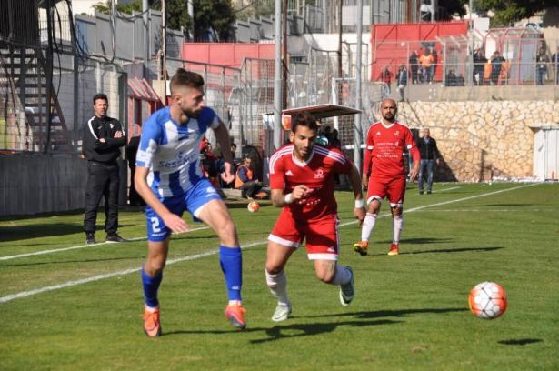 خسارة هبوعيل اكسال أمام نادي أشدود 1-3 ضمن مسابقة كأس الدولة