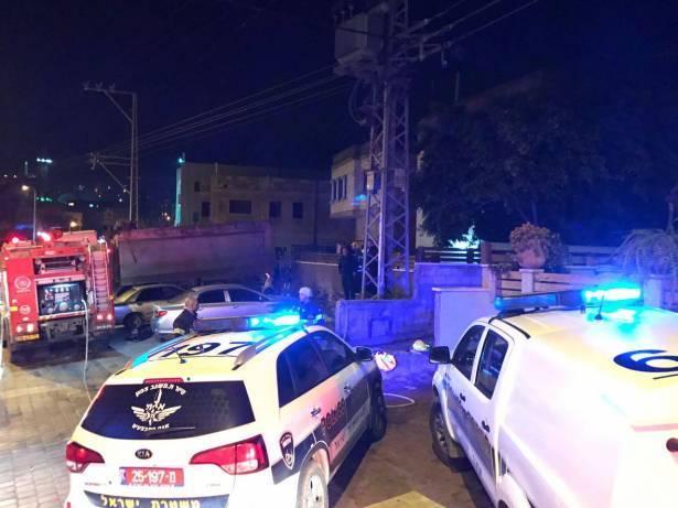 وفاة ريهام  نمارنه ضحية الحريق في عرابة