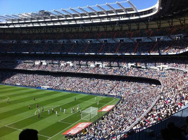 ريال مدريد يواجه إشبيلية بدون رونالدو