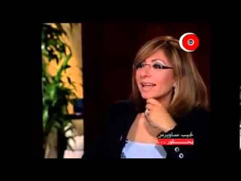 لميس الحديدي: عمرو أديب أحلى من جورج كلوني