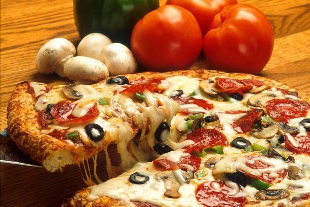 طريقة تحضير البيتزا  الصحية بالخضار
