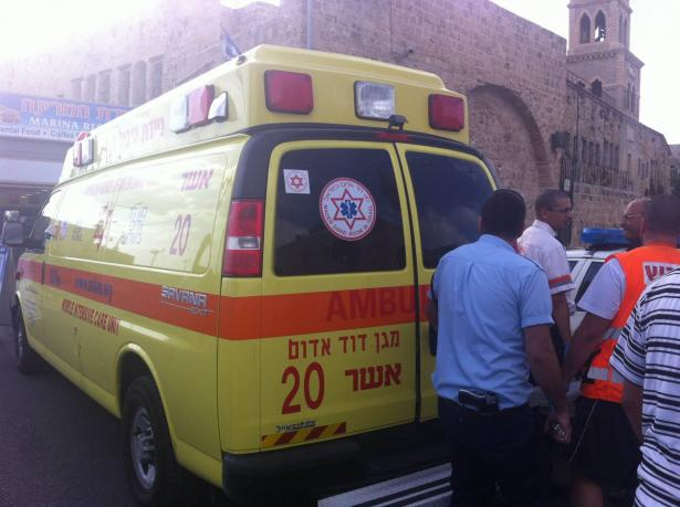 دهس طفل في العاشرة من يافة الناصرة