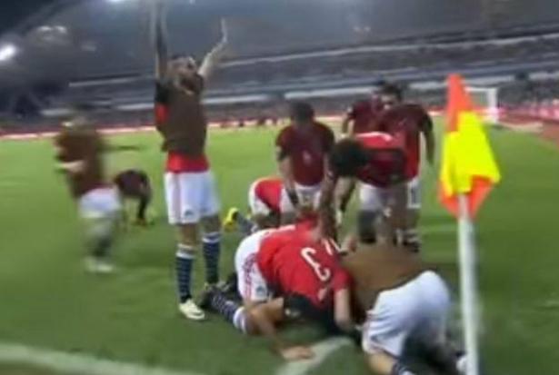 الكاميرون يتغلب على المنتخب المصري بهدفين مقابل هدف واحد