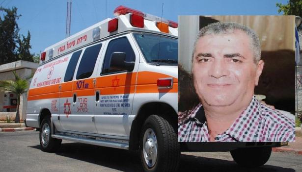 مصرع يوسف اسبنيولي من الناصرة في حادث عمل في ريشون لتسيون
