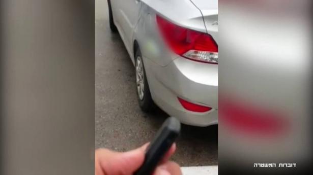 بالفيديو .. ضبط جهاز تحكم يفتح اقفال جميع السيارات مع لص من الفريديس