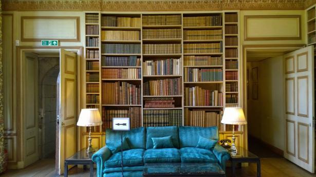 افكار لمكتبة عصرية