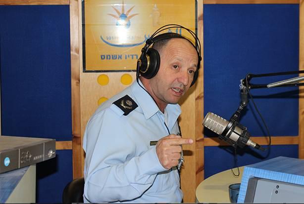 قائد شرطة الشمال اللواء الون اسور: سنعزز تواجد الشرطة في البلدات العربية في الشمال في الفترة القريبة