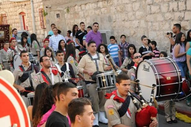 حيفا: تنظيم مسيرة الفصح واغلاق طرقات