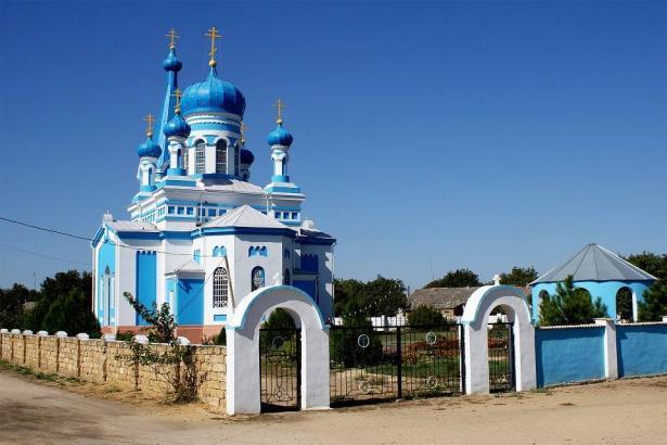 اوكرانيا - اهم الأماكن السياحية
