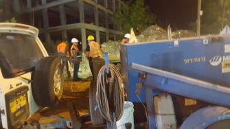 مياه الجليل تلزم شركة مكوروت ايجاد حلول لمشاكل المياه في مدينة سخنين