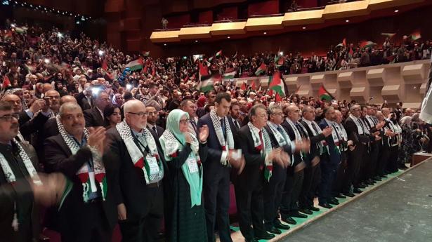 البيان الختامي لمؤتمر فلسطينيي أوروبا الخامس عشر