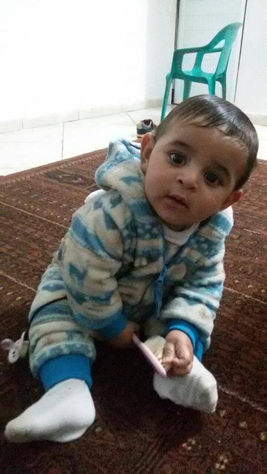ام الطفل المرحوم يزن الكيلاني تبكي ابنها بحرقة وتسرد للشمس حادثة وفاته داخل الحضانة