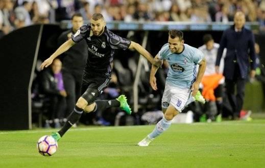 ريال مدريد يستعيد الصدارة بالفوز على سيلتا فيجو ويقترب من اللقب