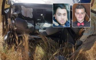 طالب يروي للشمس تفاصيل الحادث المروع للطالبين من ابو سنان