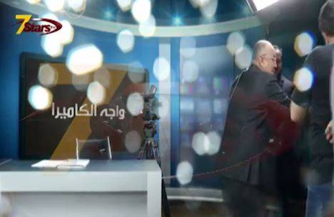 لقاء تلفزيوني أردني يتحول إلى مشاجرة ساخنة على الهواء