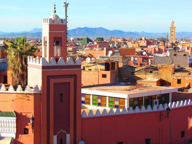سحر المغرب  واهم  معالمها السياحية