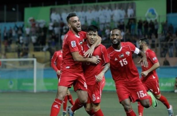 فلسطين تهزم عُمان في تصفيات كأس اسيا