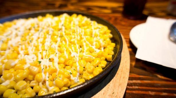 صينية الذرة  بالجبن