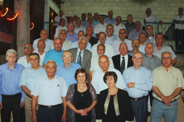 اسامة عدوي يتحدث للشمس عن اللقاء المؤثر الذي جمع خريجي الثانوية البلدية (الناصرة) لعام 67