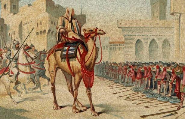 خالد بن الوليد؛  نشأته وبطولاته