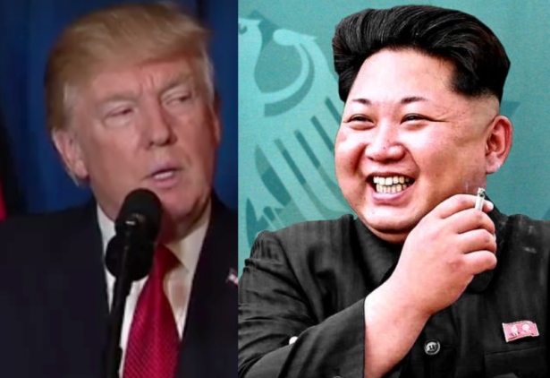ترامب يهدد كوريا الشمالية بالنووي، وكوريا تهدد بتلقينه درسًا قاسيًا