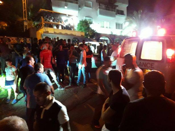 اعتقال مواطن فحماوي تنسب له جريمة مقتل احمد ياسين من الطيبة ليلة امس