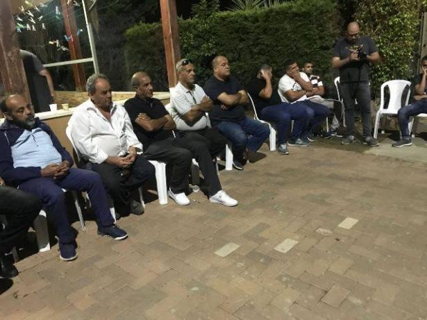 قلنسوة: اجتماع طارئ في اعقاب اوامر الهدم الفورية وقرار مظاهره