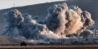 مقتل 12 في قصف إسرائيلي جنوبي سوريا