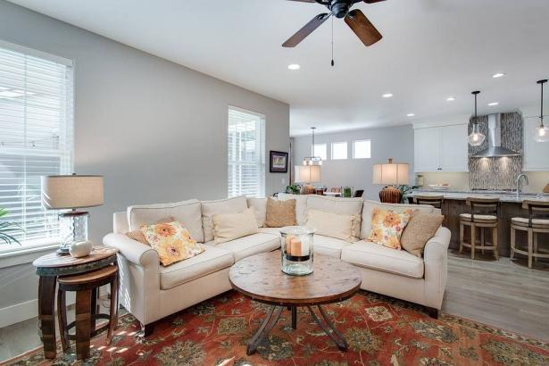 أخطاء شائعة لألوان غرف المنزل