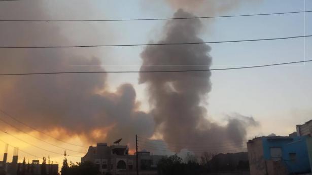 مقتل 9 بتفجير مقر عمليات