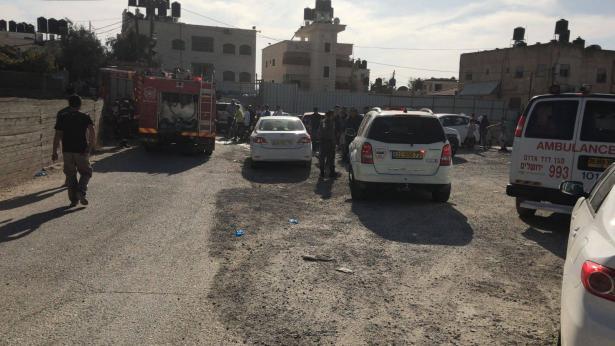 اصابة حرجة لطفلين جراء حريق في بيت حنينا، كايد ظاهر: