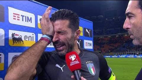 ايطاليا تغيب عن كأس العالم 2018