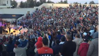 مظاهرات تشهدها دول عدة ضد قرر ترامب ونصرة للقدس، ونصف مليون متظاهر في الجزائر