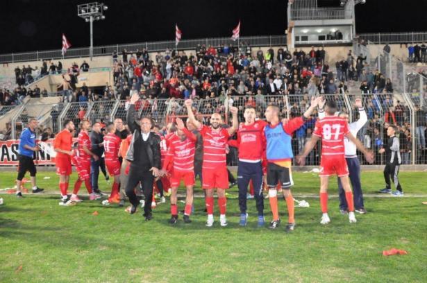 ابناء مصمص يفوز 4-3 على ابناء اللد من الدرجة الممتازة في كأس الدولة