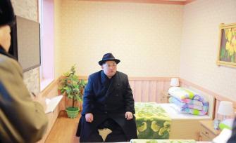 كيم جونغ أون يحقن نفسه بالذهب خوفا من السرطان والخرف