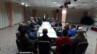 جمعية موكب لمسيرة الميلاد تعقد اجتماعا للمؤسسات المشاركة