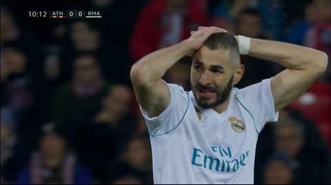 ريال مدريد يسقط في فخ التعادل السلبي أمام أتلتيك بلباو في الدوري الإسباني