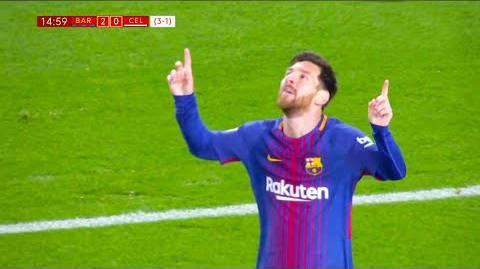 برشلونة يعبر إلى ربع نهائي كأس الملك بفوز عريض على سيلتا فيجو