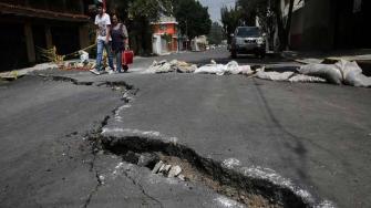 زلزال بقوة 6.3 درجة يضرب خليج كاليفورنيا والمكسيك
