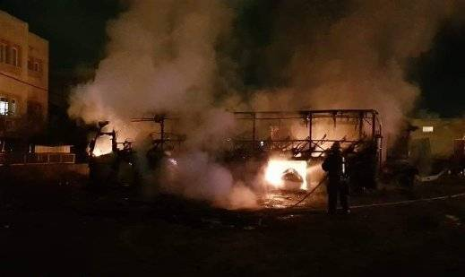بلدات عربية عديدة تشهد اعمال عنف وطعن واطلاق رصاص منها كفرمندا وام الفحم وسالم