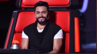 انتقادات لتامر حسني بسبب Voice Kids