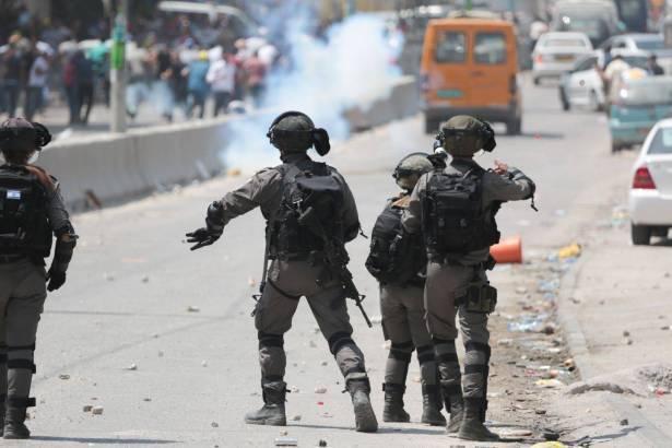 شهيد برصاص الجيش في مخيم جنين
