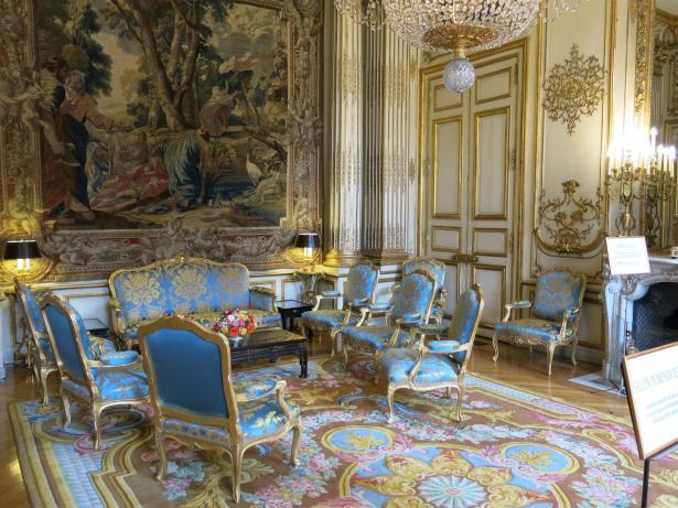 الديكور الفرنسي صيحة كلاسيكية متداولة حتى اليوم