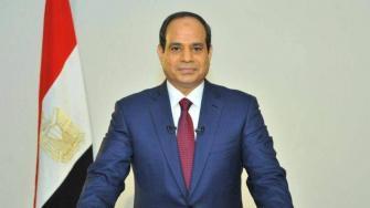 الرئيس المصري عبد الفتاح السيسي يعلن ترشحه لولاية ثانية