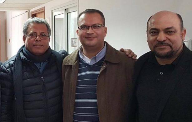 انتخاب الباحث شرف حسان رئيسًا للجنة متابعة التعليم خلفًا للمربي محمد حيادري