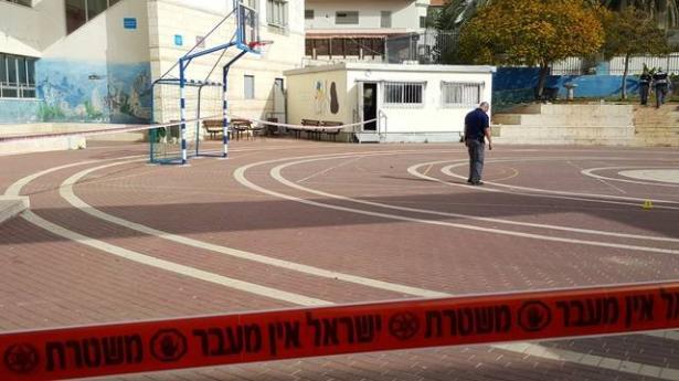 جلجولية: التوصل لمشتبهين بإطلاق النيران تجاه الطالب في الثانوية
