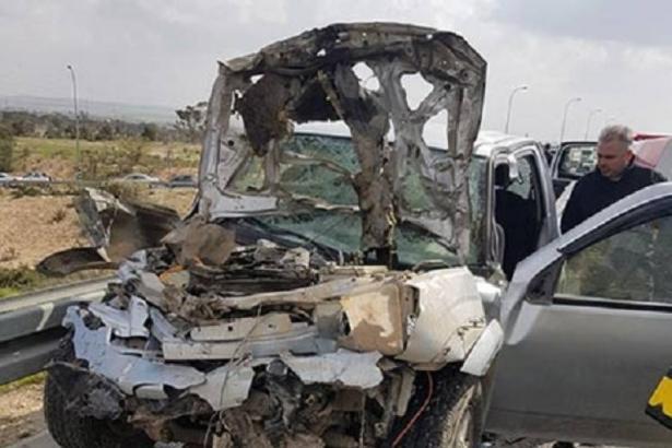 مصرع محمد ابو عمار من اللقيه متأثرا بجراحه جراء حادث طرق يوم امس